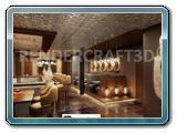 bar-mall 3d-interior-design