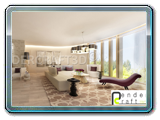 gallery 3d interior design