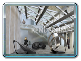 office 3d interior design